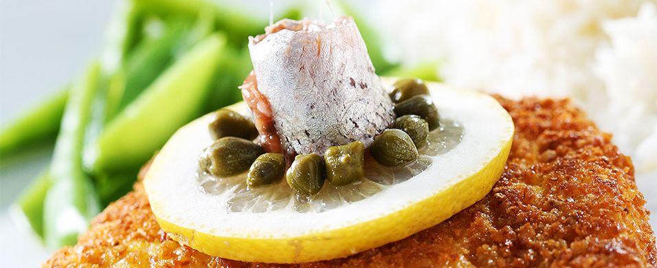 DAGENS RETT: Wienerschnitzel slik du aldri har smakt den før
