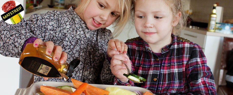 Lær å lage mat sammen med barna eller barnebarna - 12. og 13. september