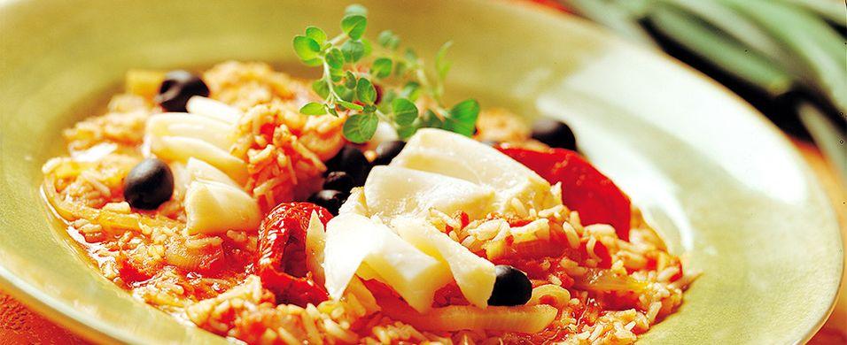 Prøv en ny oppskrift med ris