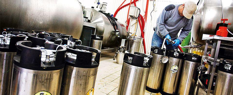 Forventer ølsalg for 20 millioner