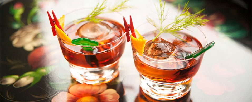 Gi denne klassiske drinken en sommerlig twist