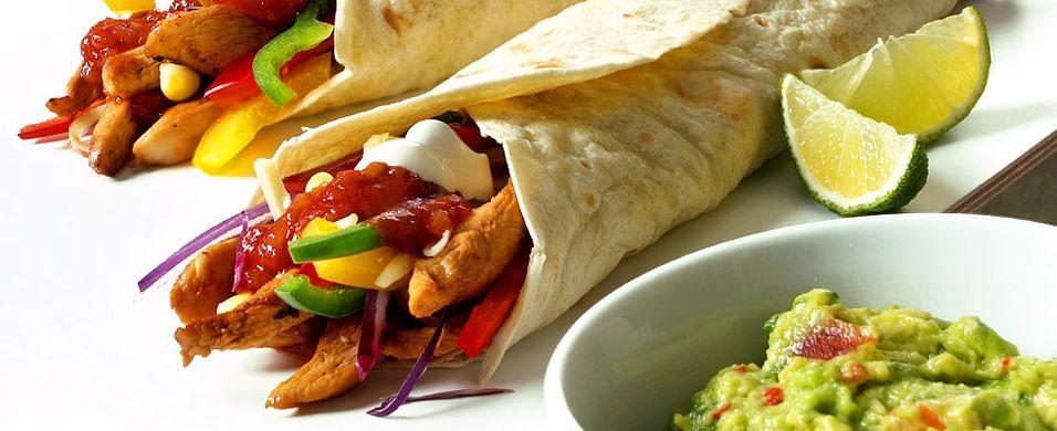 DAGENS RETT: Slik kan du også lage taco
