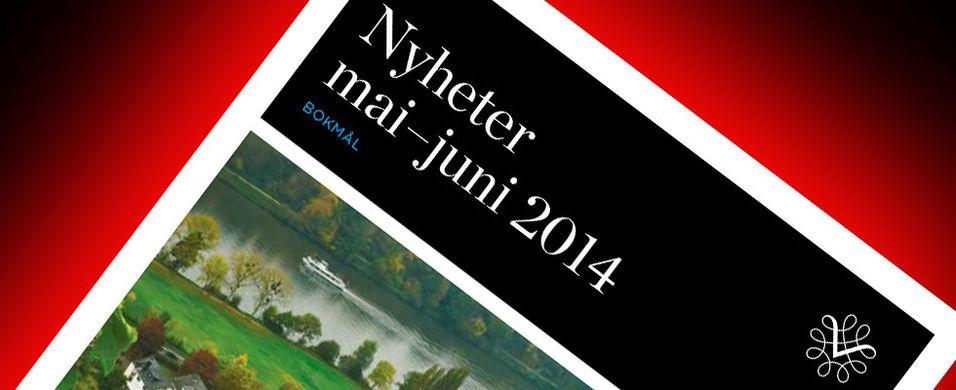 Nyhetene på polet mai 2014 - musserende