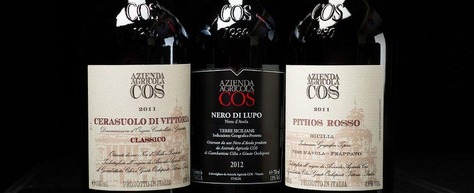 Vellykkete viner fra leirkrukker