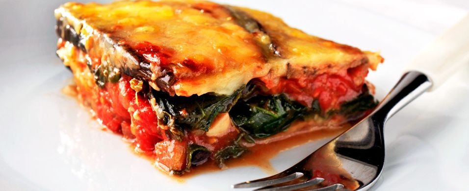 DAGENS RETT: Genial lasagne uten kjøtt