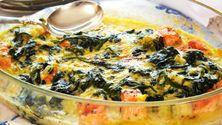 Gjør laksemiddagen grønn og ekstra god