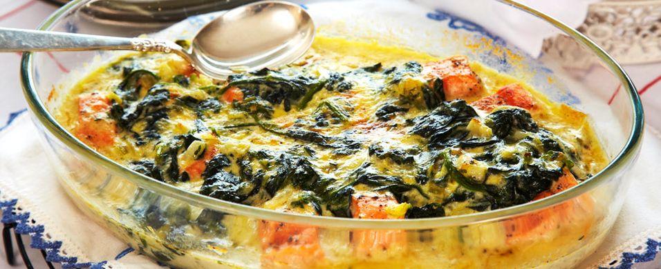 DAGENS RETT: Gjør laksemiddagen grønn og ekstra god
