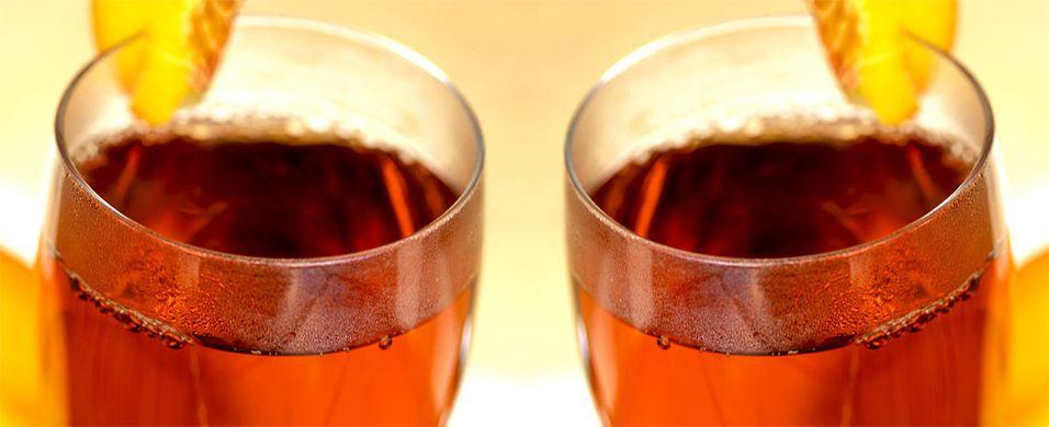 Varm drink som tar knekken på influensa