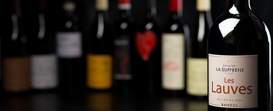 Lagringsdyktig rødvin fra Provence