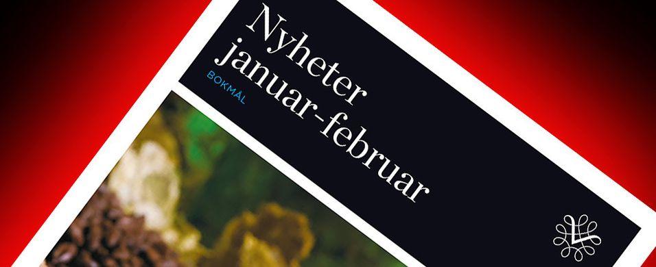 Nyhetene på polet januar 2014 - rødvin