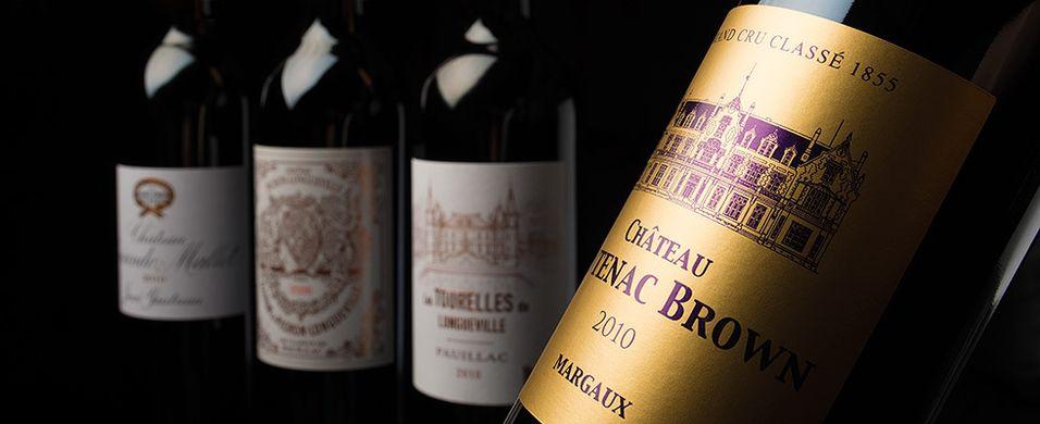 Sats på 2010 fra Bordeaux
