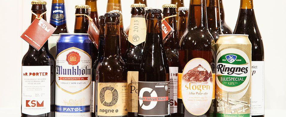 Årets mest innovative øl skal kåres