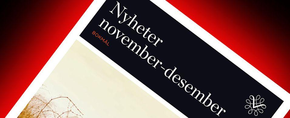 Nyhetene på polet november 2013 - rødvin