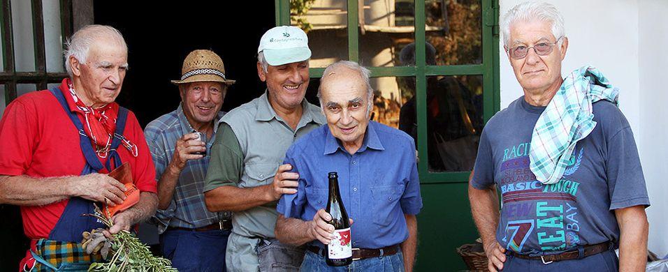 Norskprodusert vin til topps i Italia