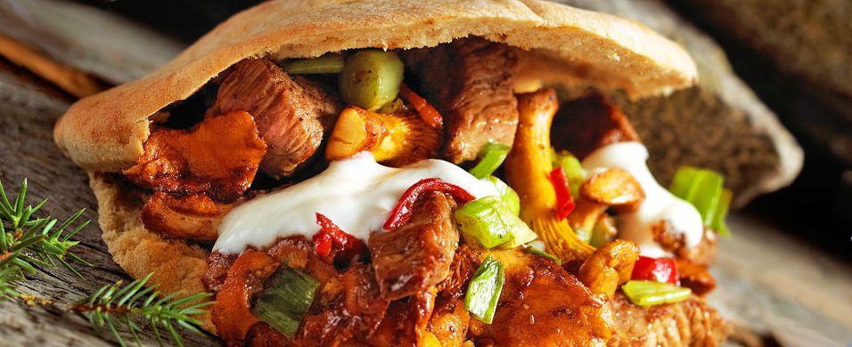 DAGENS RETT: Kortreist kebab lager du best selv
