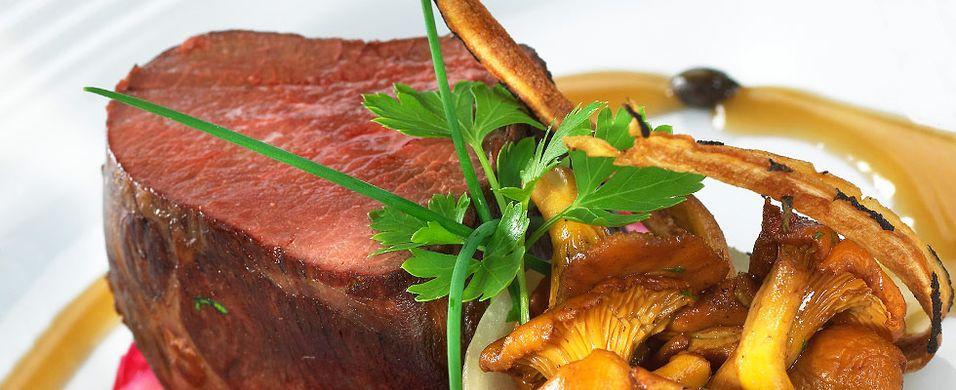 Matkurs 1. oktober - Nordisk kokekunst med høstens grøde