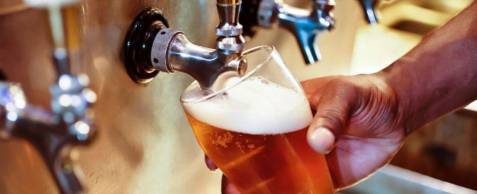 Spår pub-død i Storbritannia