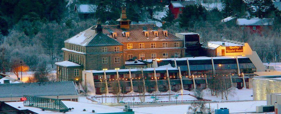Turisthotellet på Oppdal legges ned