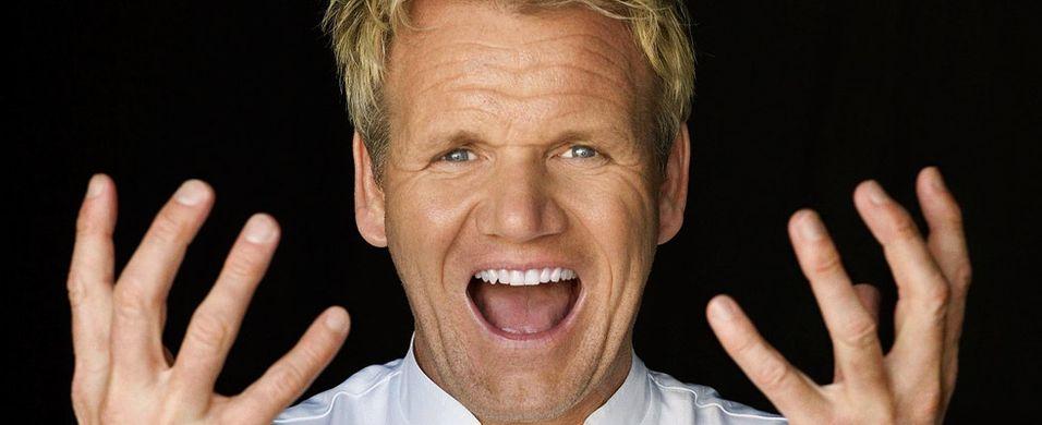 Beckham og Ramsay på samme lag