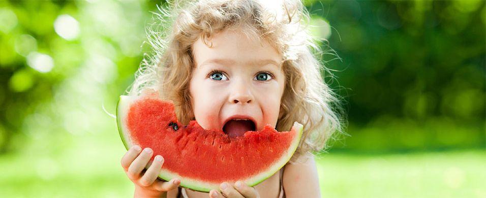 Lag noe ekstra godt med vannmelon