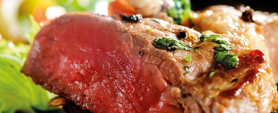 Matkurs 29. oktober - Bli en mester med kjøtt ved Kulinarisk Akademi