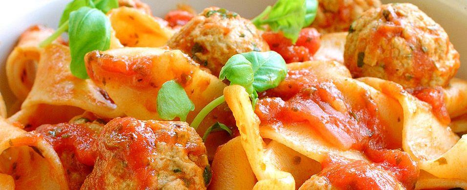 DAGENS RETT: I dag blir det pasta til middag