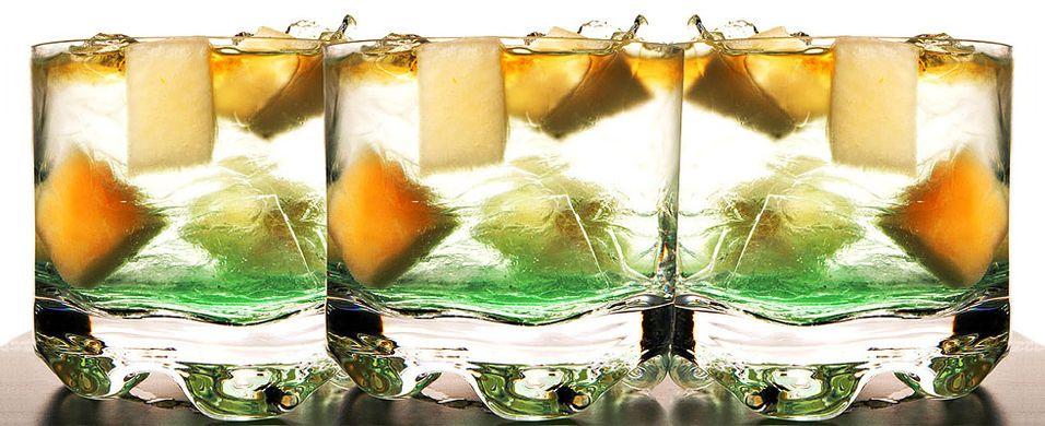Forfriskende sommerbowle med whisky