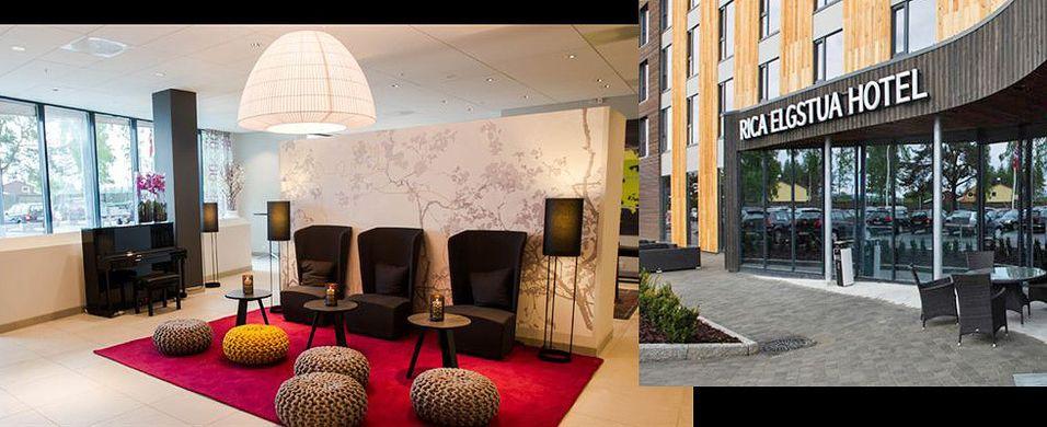 Åpnet nytt hotell på Elverum