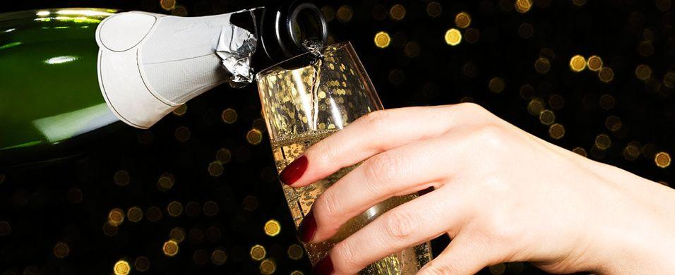 Champagne tar av i Nigeria