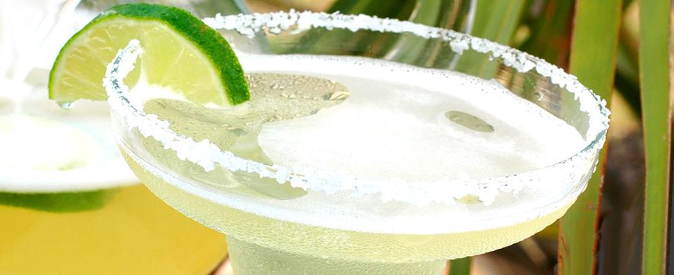 Perfekt fest med Margarita som bowle