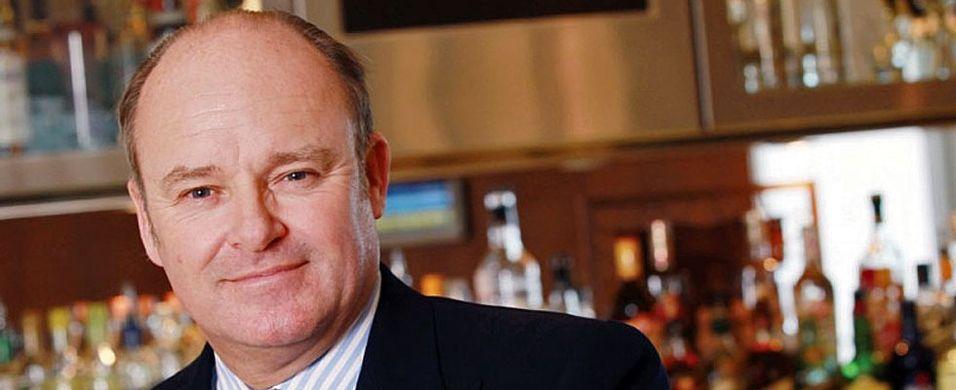 Diageos toppsjef slutter