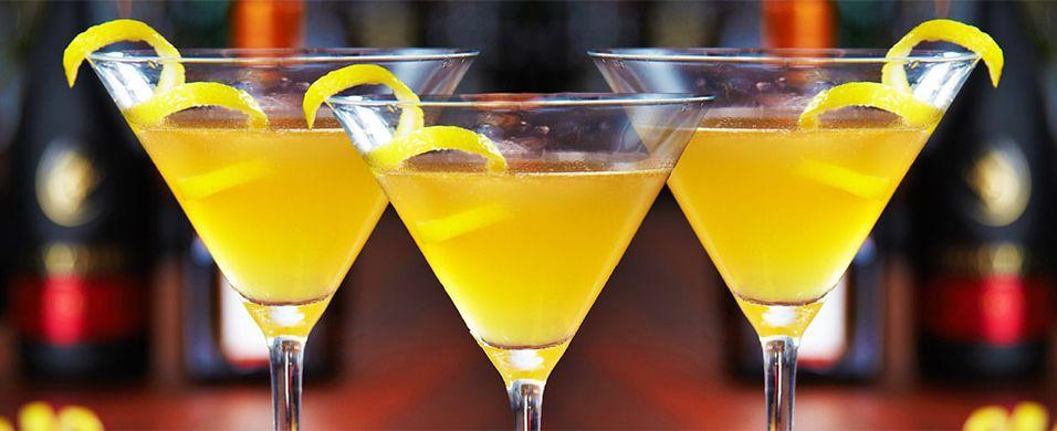 Den berømte drinken Sidecar