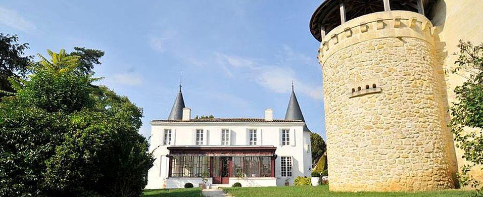 «Dansk» Bordeaux-slott solgt