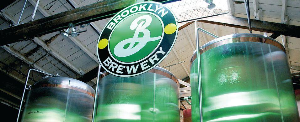 Vil forføre Frankrike med Brooklyn-øl