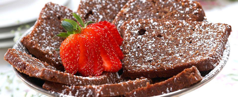 Prøv en superrask sjokoladekake