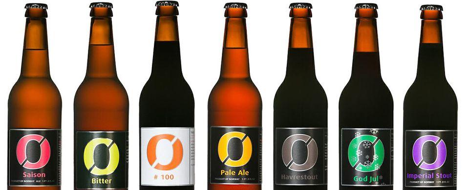 Ølets Oscar til Nøgne Ø