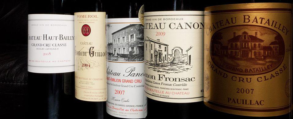 Gode tider for Bordeaux