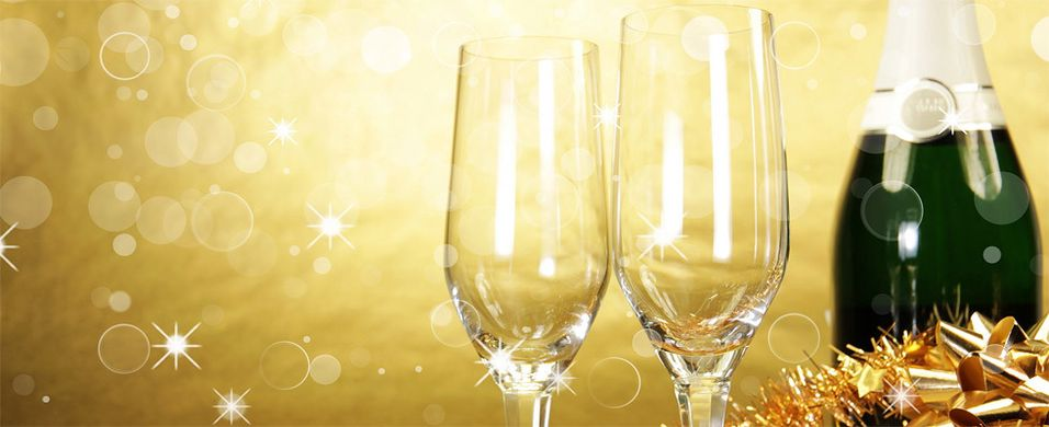 Frisk og smaksrik champagne til nyttår