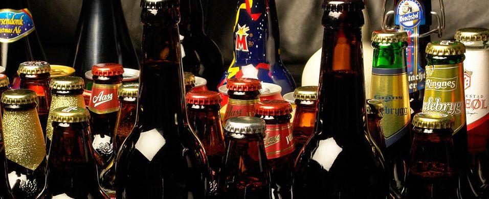 Test av juleølet 2012 - Juleøl med 7 - 8,9 prosent
