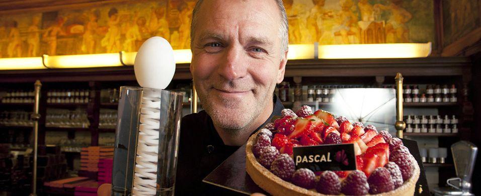 Eggende pris til Pascal