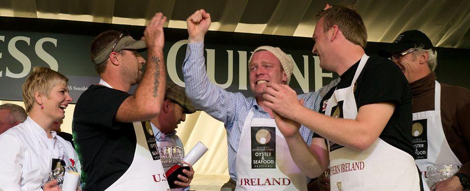 Følelsesladet seier til Irland i østers-VM