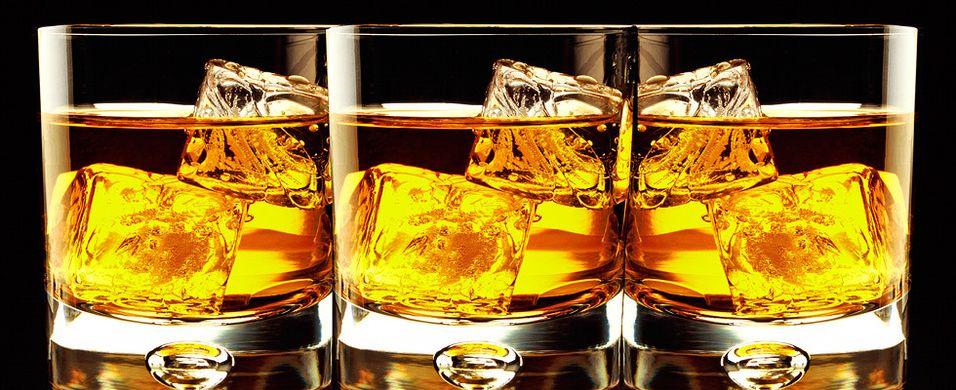 Bruker 10 milliarder på å stille tørsten etter whisky