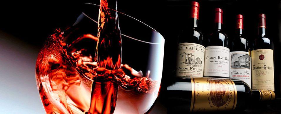 Gode tider for franske flasker