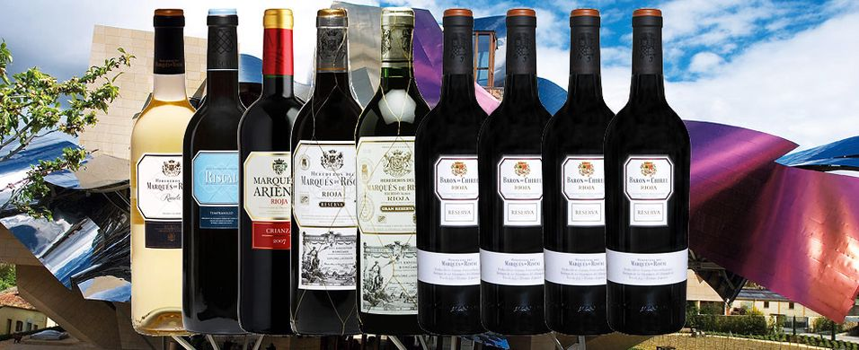Vinkurs 9. oktober i Oslo - Riojas beste viner i flere årganger