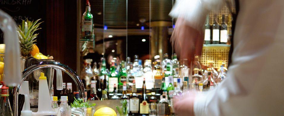 Cocktailfest i sør