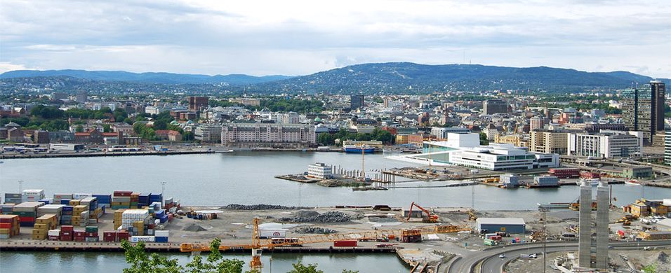 Skandinavias krimhovedstad?