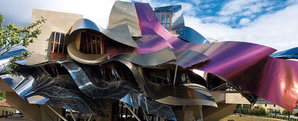 Arkitektur med smak for vin