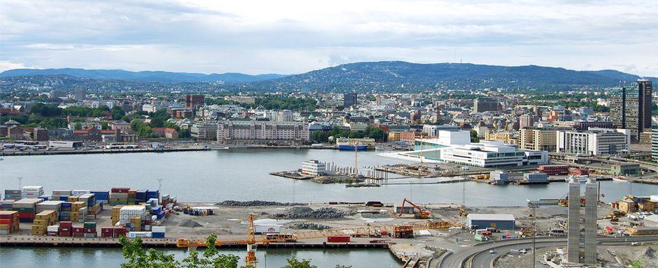 Rema og flere restauranter til Bjørvika