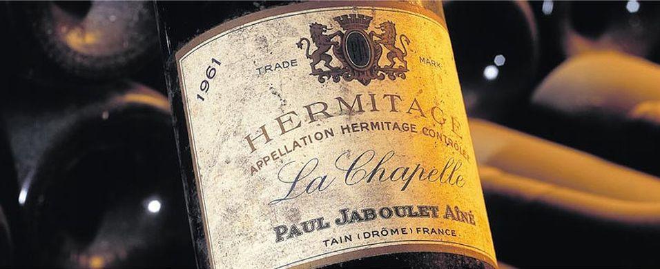 Vinkurs 24. september i Oslo - Smak verdensberømte Hermitage-viner