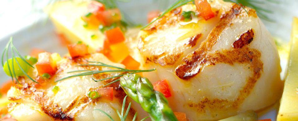 Matkurs 14. august - Det moderne nordiske kjøkken på Kulinarisk Akademi